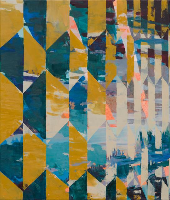 , 'Vent,' 2017, Galerie Kornfeld