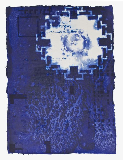 , 'Blue Stretch,' 2000, Lora Reynolds Gallery