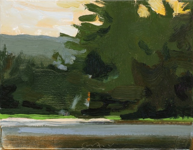 , 'Black River ,' 2019, Tayloe Piggott Gallery