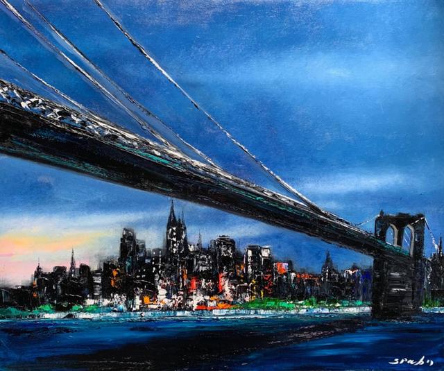 Victor Spahn, 'New York', 2019, Marumo
