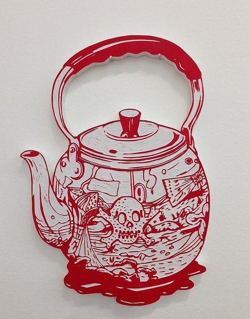 , 'Kettle,' 2014, Mark Moore Fine Art