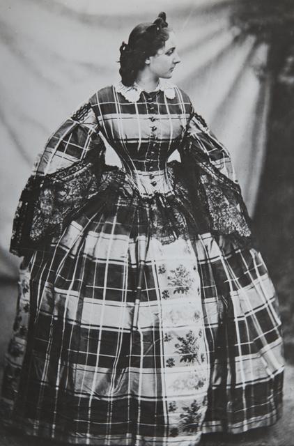 , 'La Comtesse de Castiglione - La robe écossaise,' 1859, Keitelman Gallery