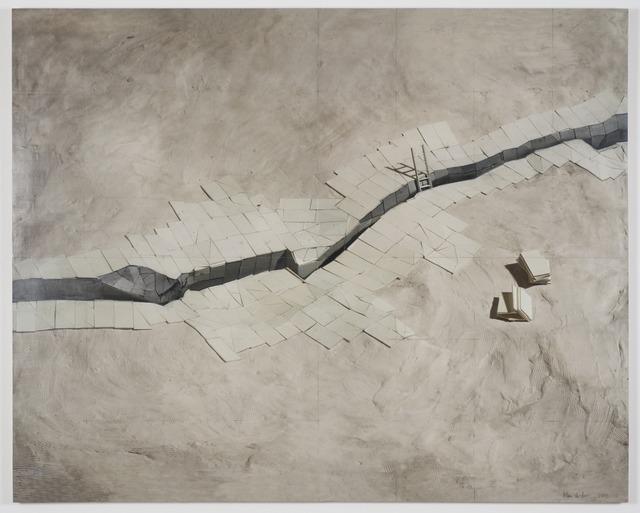 , 'Sheathing the Rift,' 2014, Ronald Feldman Gallery