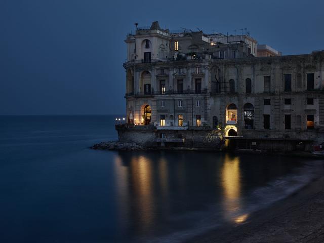 , 'Palazzo Donn'Anna, Naples, April,' 2018, Edwynn Houk Gallery