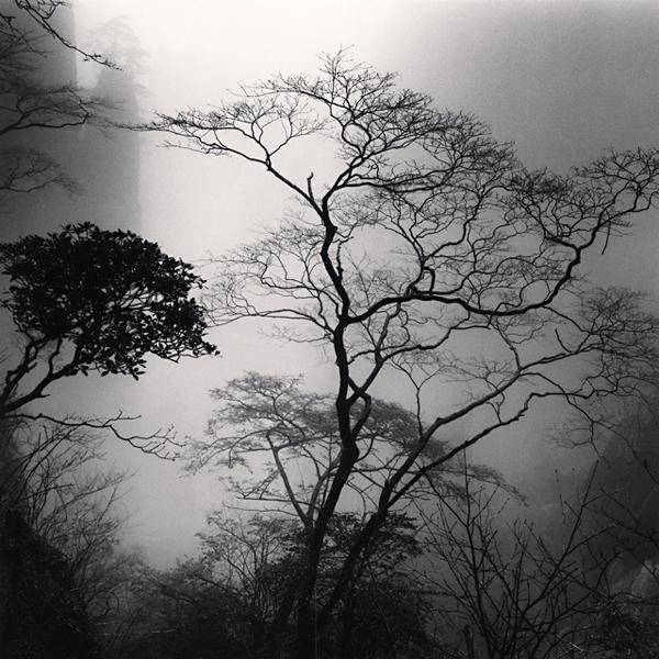 Michael Kenna, 'Huangshan Mountains, Study 44, Anhui, China', 2010, Weston Gallery