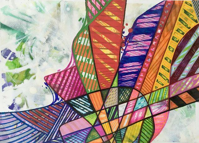, 'Compass Study IV,' 2017, The Directed Art Modern