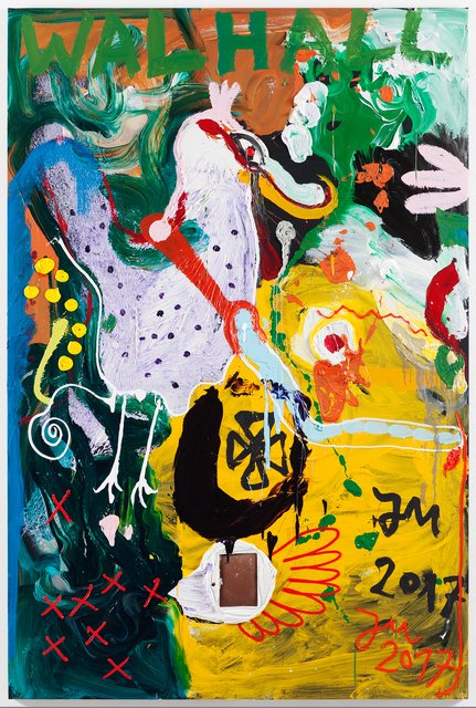 """, '""""WEHRPFLICHT K.U.N.S.T."""",' 2017, Galerie Krinzinger"""