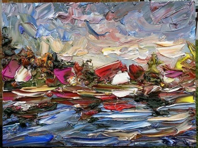 , 'Lake,' 2013, Vasilisa Kameneva