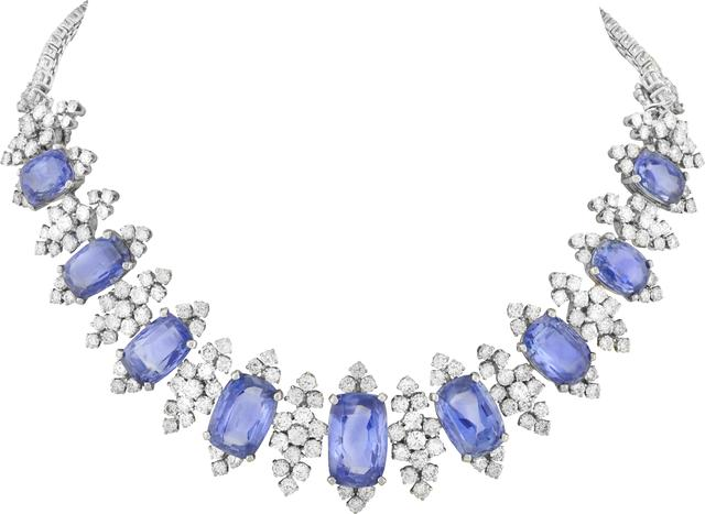 , 'Transformable necklace, Heritage Collection,' 1948, Van Cleef & Arpels