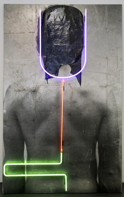 , 'Back of Man II,' 2016, Galerie Nathalie Obadia