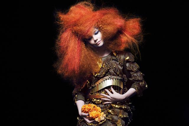Inez & Vinoodh, 'Björk - Biophilia,' 2011, Gagosian