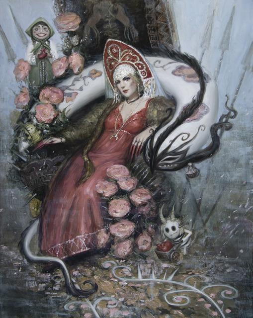 Nadezda, 'The Red Maiden', 2019, Haven Gallery