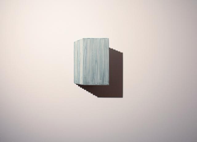, 'the layer of self_iginnn1,' 2015, Gallery LVS