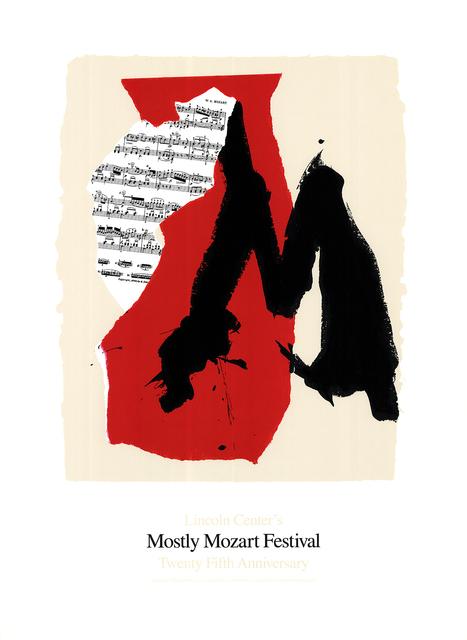 , 'Mostly Mozart Festival,' 1991, ArtWise