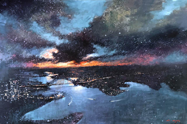 David Hinchliffe, ca. 2019, Wentworth Galleries