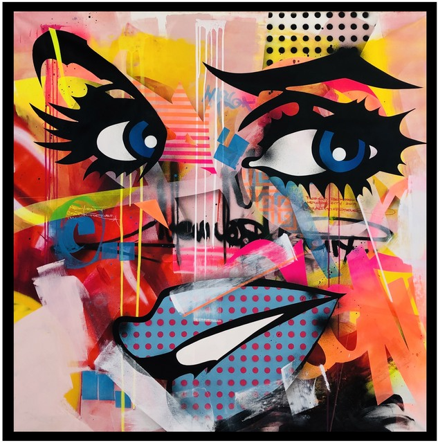 Sen2 (Sandro Figueroa), 'Simple', 2019, Art Angels