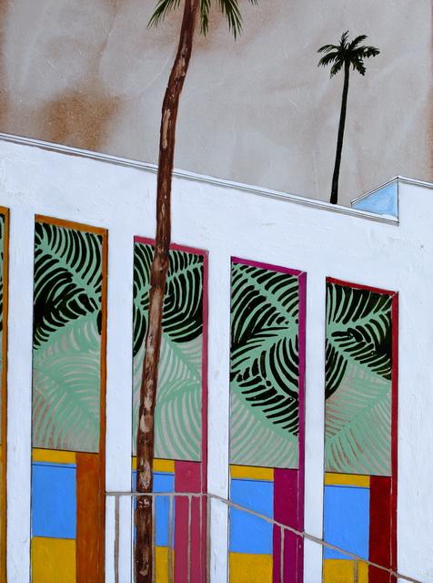 , 'Saguaro,' 2017, Arusha Gallery