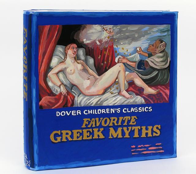 , 'Favorite Greek Myths,' 2015, McKenzie Fine Art