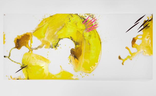 , 'Shrapnel,' 2015, Ochi Projects