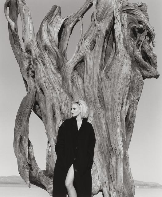 , 'Nadja Auermann, El Mirage (b),' 1995, Fahey/Klein Gallery