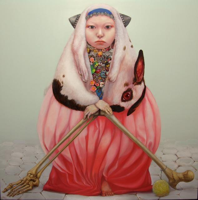 Sachiyo Aoyama, 'Charm Doll of Bone 3', 2009, Japigozzi Collection