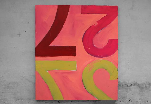 """, 'Da série Não Simbolo """"Bauma"""",' 2016, Casa Nova Arte e Cultura Contemporanea"""