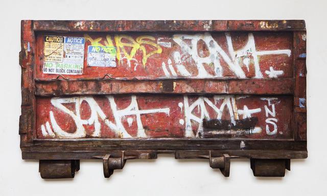 , 'Container Davenport IA,' 2016, McCaig-Welles