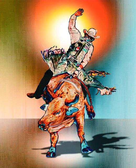 , 'Minotaur 2,' 2015, Alan Cristea Gallery
