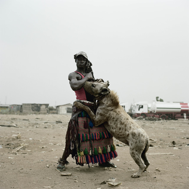 , 'Abdullahi Mohammed with Mainasara,' 2007, Atelier Néerlandais