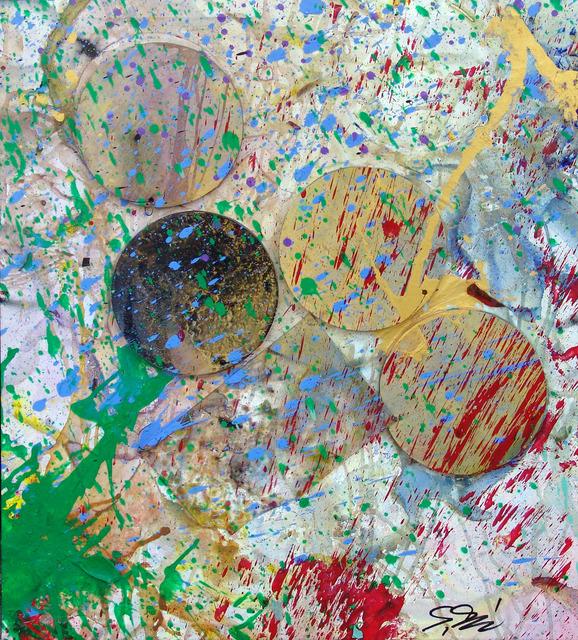 , 'PROOF OF PEACE AU41,' 2008, Galerie Francesco Vangelli de'Cresci