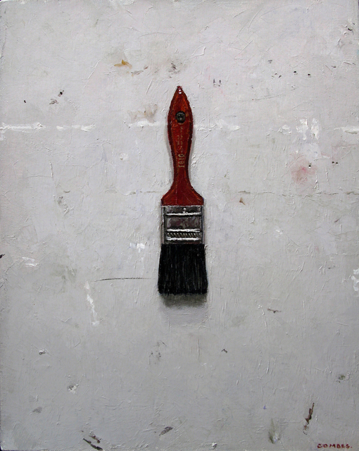 , 'The Paint Brush,' 2013, Gallery Henoch