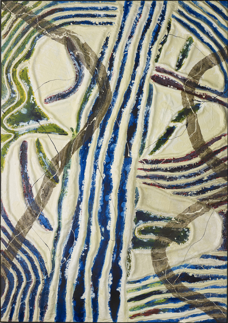 Tsuyoshi Maekawa, 'A56', 2002, Painting, Oil , Linen on Canvas, Whitestone Gallery