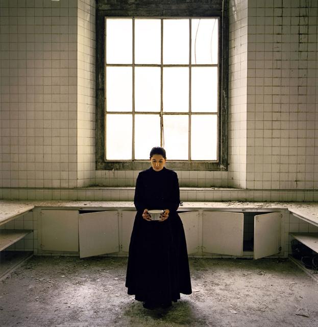 , 'THE KITCHEN V Carrying Milk.,' 2009, Lia Rumma