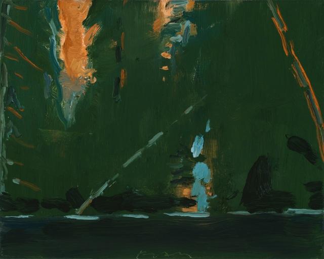 , 'Green River,' 2019, Tayloe Piggott Gallery