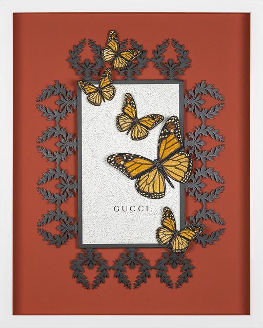 , 'Terra Cotta Gucci,' 2018, Roman Fine Art