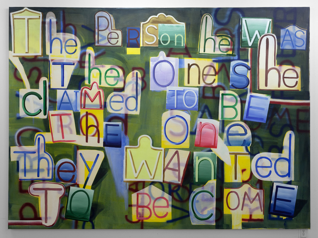 , 'The One She Claimed To Be,' 2016, Arsenal Contemporary