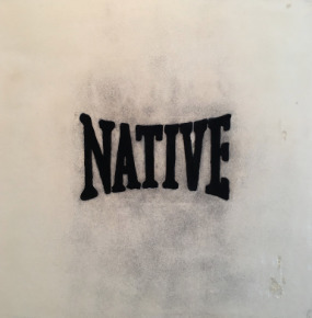 , 'White Native,' 2017, Massey Klein Gallery