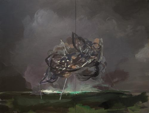 , 'Spring Storm,' 2014, Seraphin Gallery