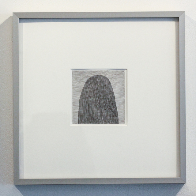 , 'Fog, Engraved print,' 2016, The Gallery at Reinstein|Ross
