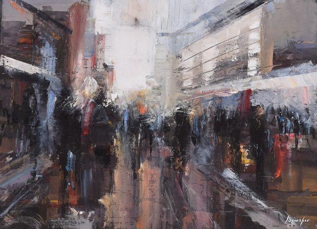 Steven Bewsher, 'February', Gateway Gallery