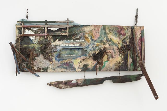 Carolee Schneemann, 'Maximus at Gloucester', 1962, Galerie Lelong & Co.