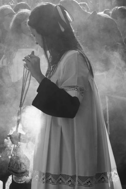 , 'Holy Week, Malaga #5,' 2020, PHOTIQ
