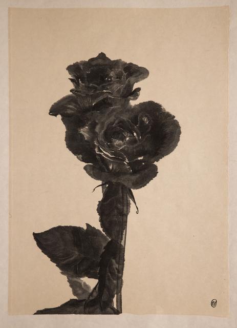 Naoto Nakagawa, 'Two Roses XI', 2005, Japan Society Benefit Auction
