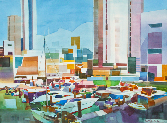 , '#12 Yachts,' 2014, Affinity ART