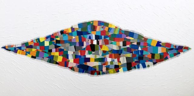 , 'ACCUMULATED MEMORIES VIII,' 2018, Michele Mariaud Gallery