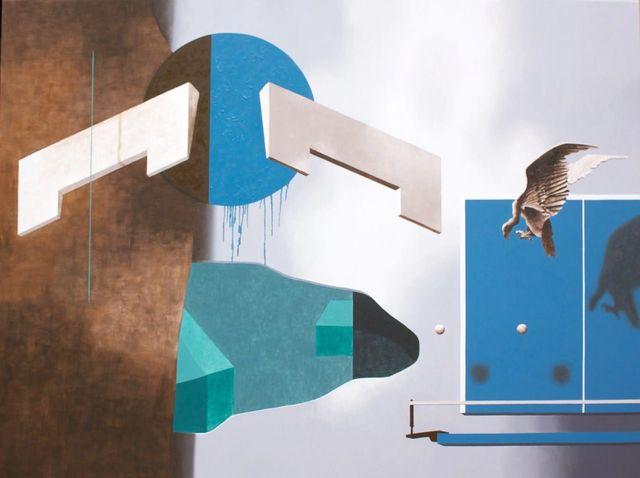, 'El Prestidigitador Alado ,' 2012, LaCa Projects