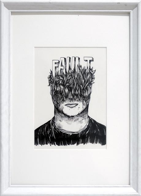 , 'Fault,' 2017, Chan + Hori Contemporary
