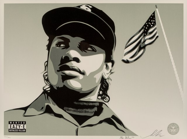 Shepard Fairey, 'Compton's Most Wanted', 2012, Heritage Auctions