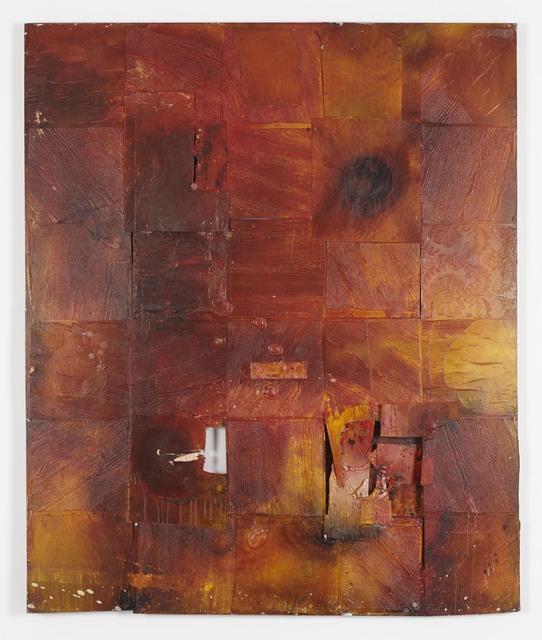 , 'Division,' 2017, Galerie Nathalie Obadia