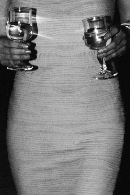 , 'Two Glasses,' 2013, Galerie Les filles du calvaire